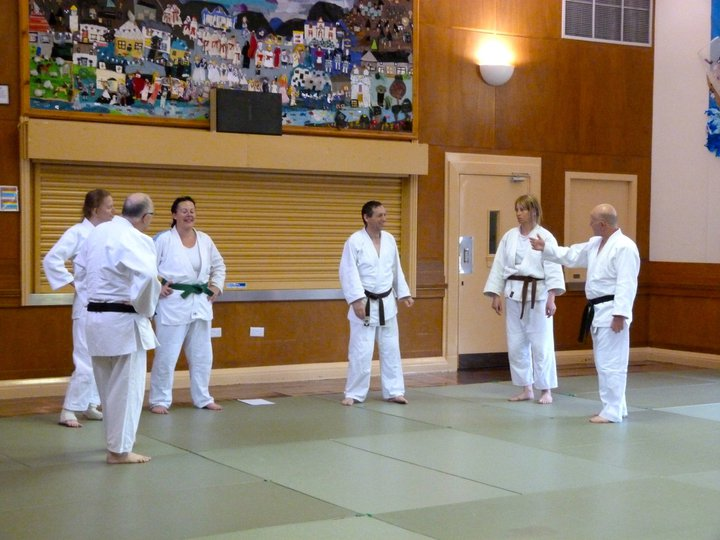 Training for Kata